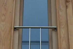 Kleiner französischer Balkon